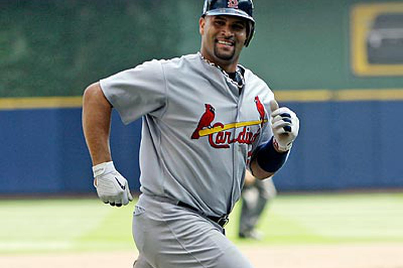 Unanimous choice: Pujols MVP for third time