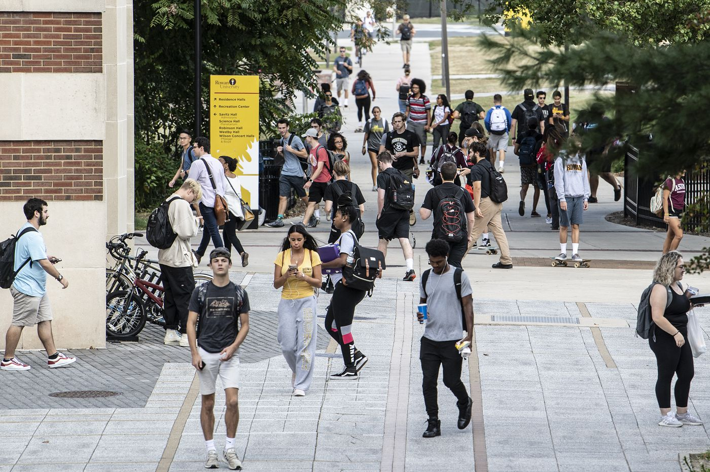 As colleges compete for fewer students, the pressure rises to meet enrollment targets