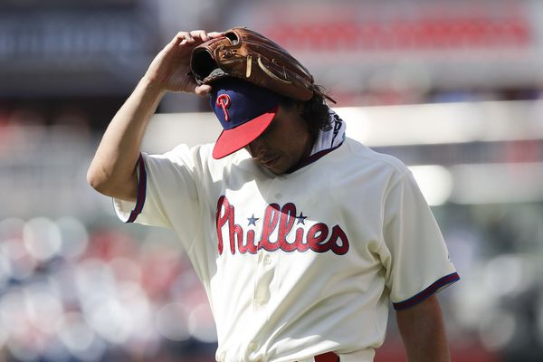 Phillies haven't gotten pitching boost they expected from Jason Vargas since trade deadline