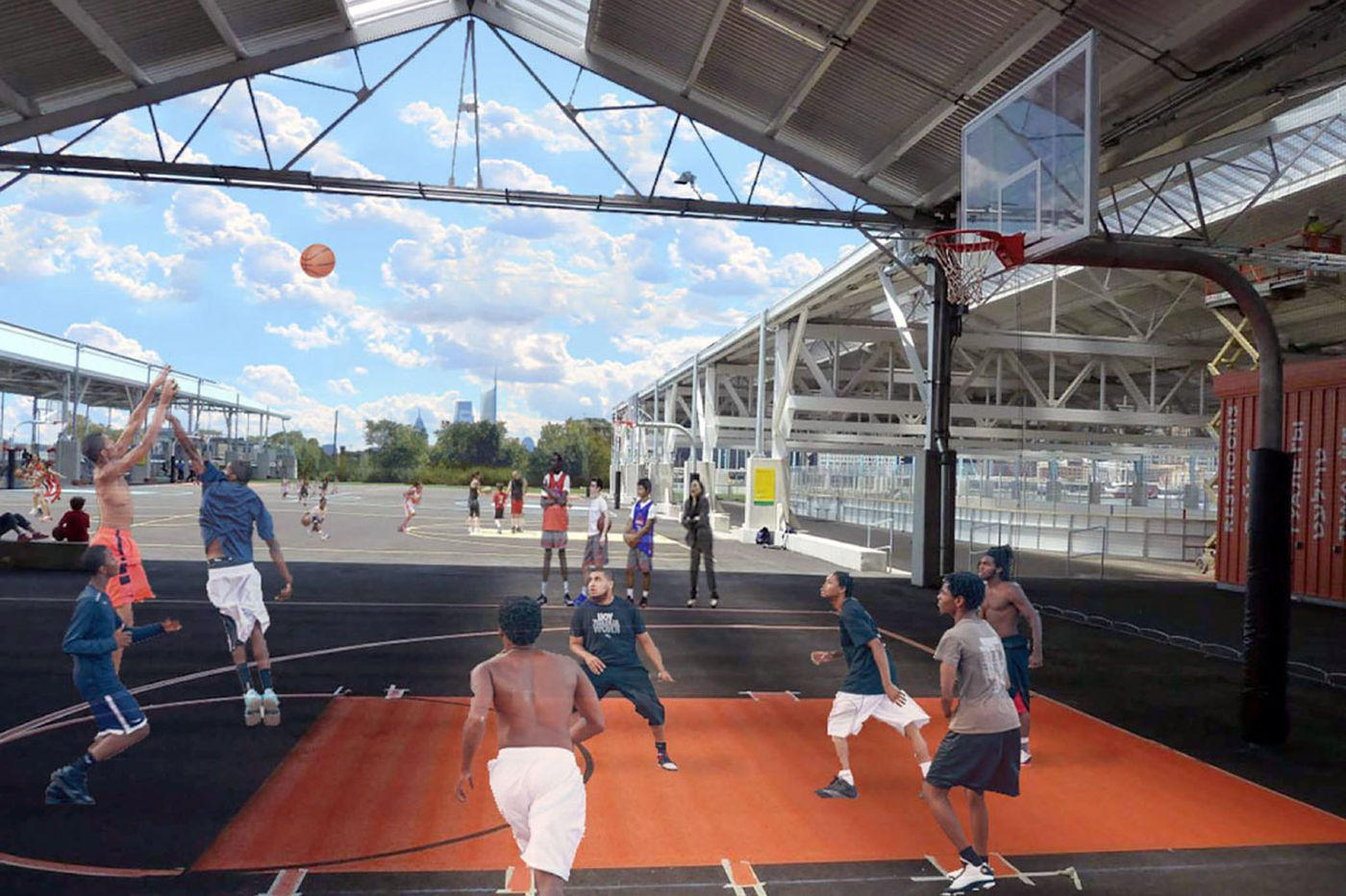 Group aims to raise $25M for youth sports-education center in Logan