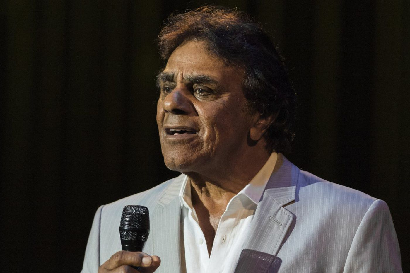 How crooner Johnny Mathis has kept his voice silky smooth for his seven decade career