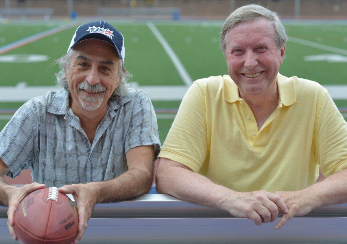 7c1780e60 Philly sports-talk legend Didinger turns playwright in  Tommy and Me