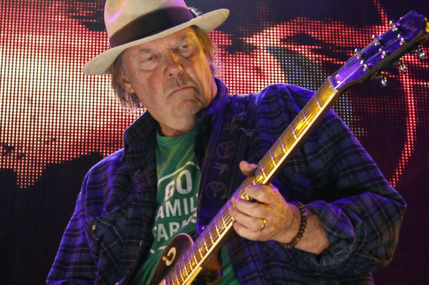 Neil Young's long-delayed 'Homegrown' is an instant classic