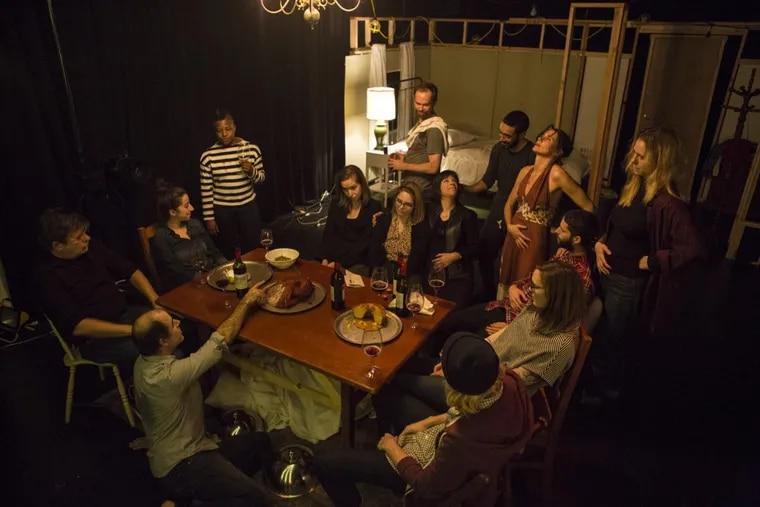 """Geoff Sobelle's """"HOME"""" is his long-awaited return to Philadelphia Fringe."""