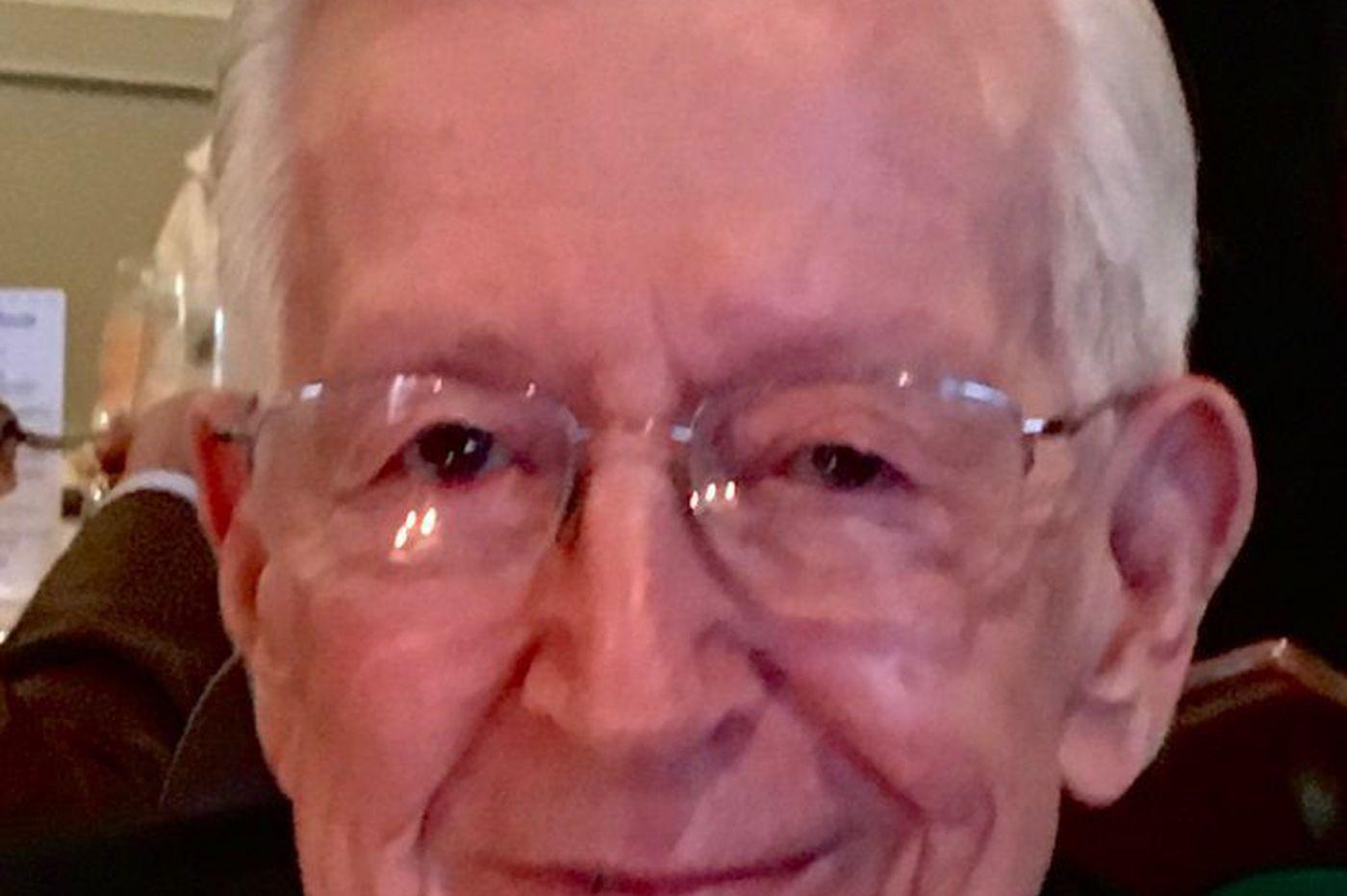 Benjamin Franklin Jones III, 101, Goodrich executive whose team worked on Mercury astronauts' spacesuit