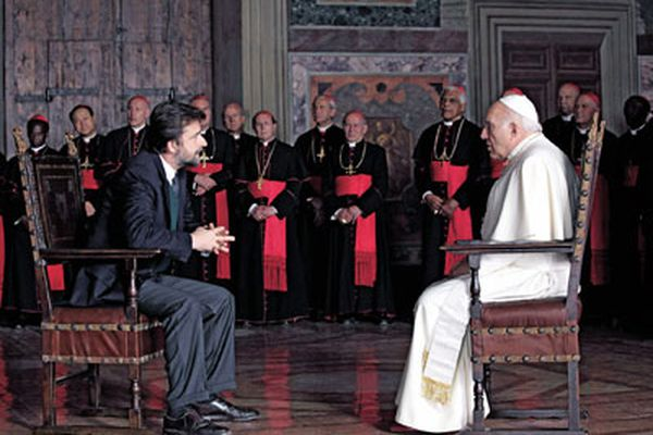 Movie review: 'We Have a Pope'