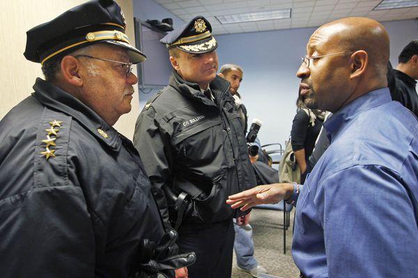 Violent crime drops citywide