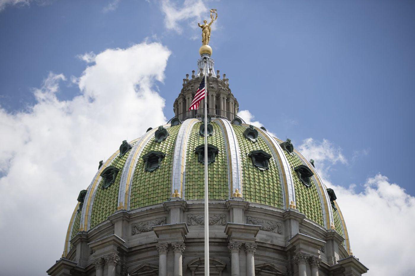 Soda tax splashed at Capitol