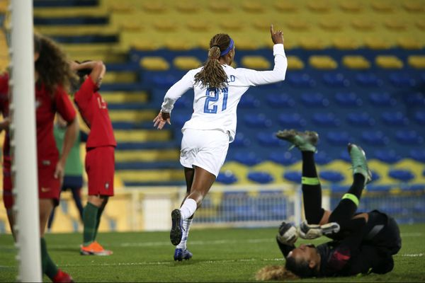 Jessica McDonald scores, Danielle Colaprico debuts in USWNT's 1-0 win at Portugal