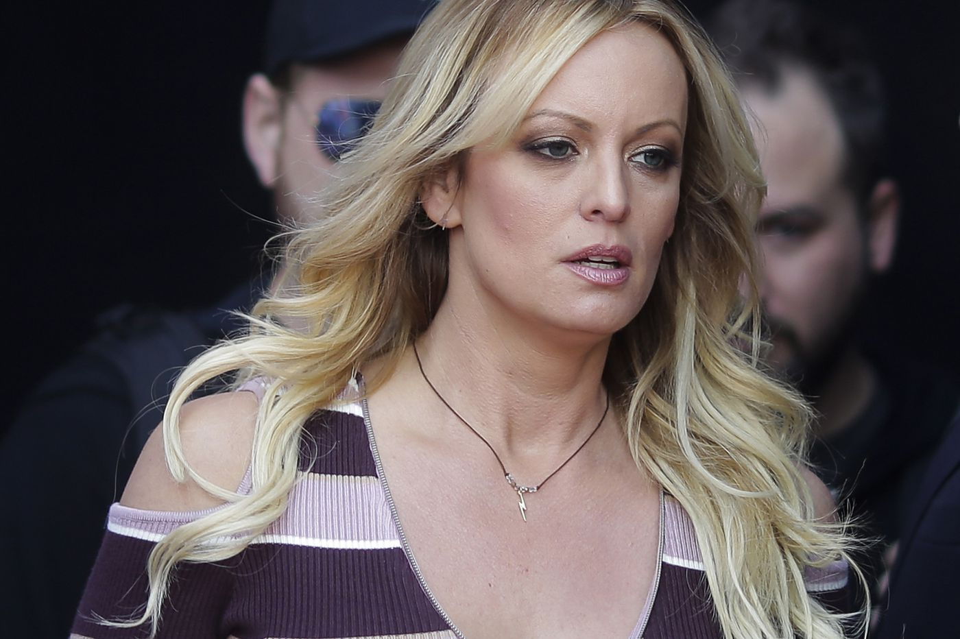 Stormy Daniels Files Lawsuit Claiming Ohio Strip Club Arrest Was 'Politically Motivated'