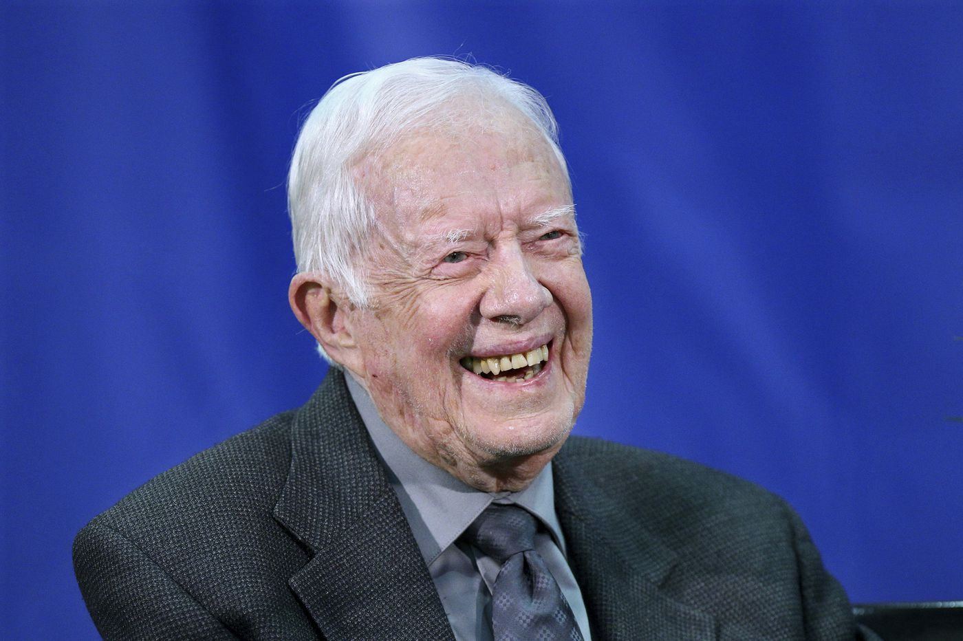 Jimmy Carter is about to become the longest-living president in American history