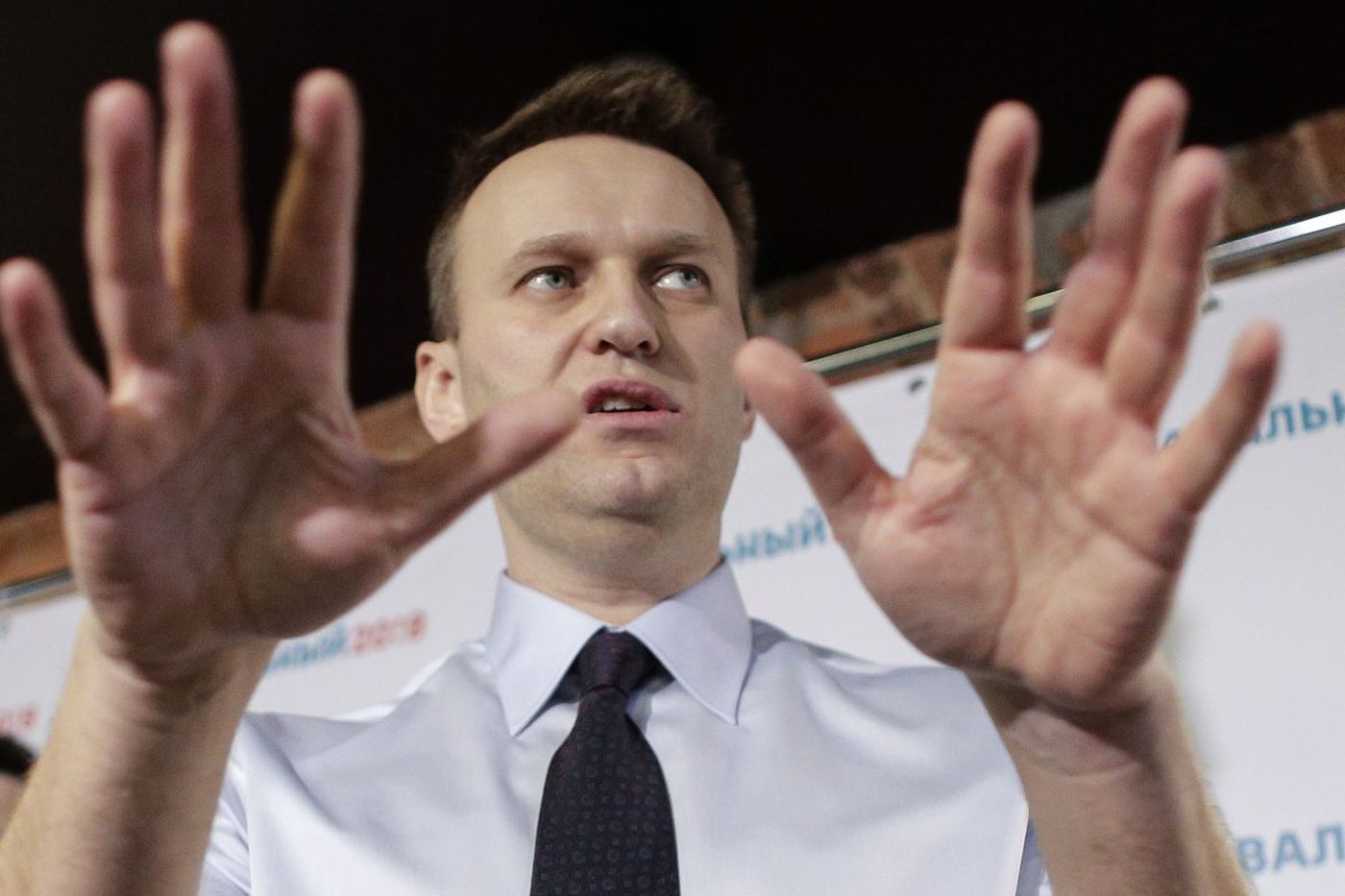 Can Russian opposition leader Alexei Navalny use social media to combat Putin's presidency-for-life?   Trudy Rubin