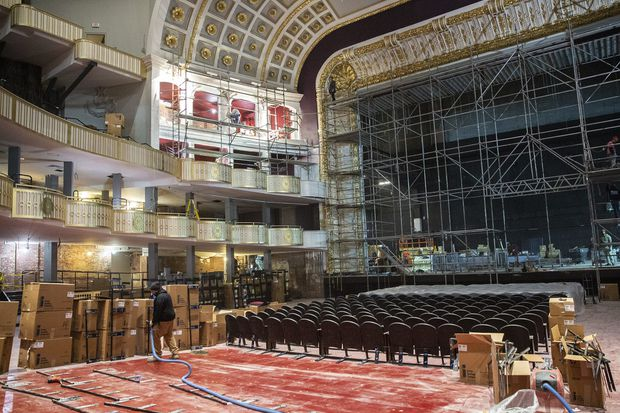What the triumphant return of Philly's former Metropolitan Opera House means for North Broad Street   Inga Saffron