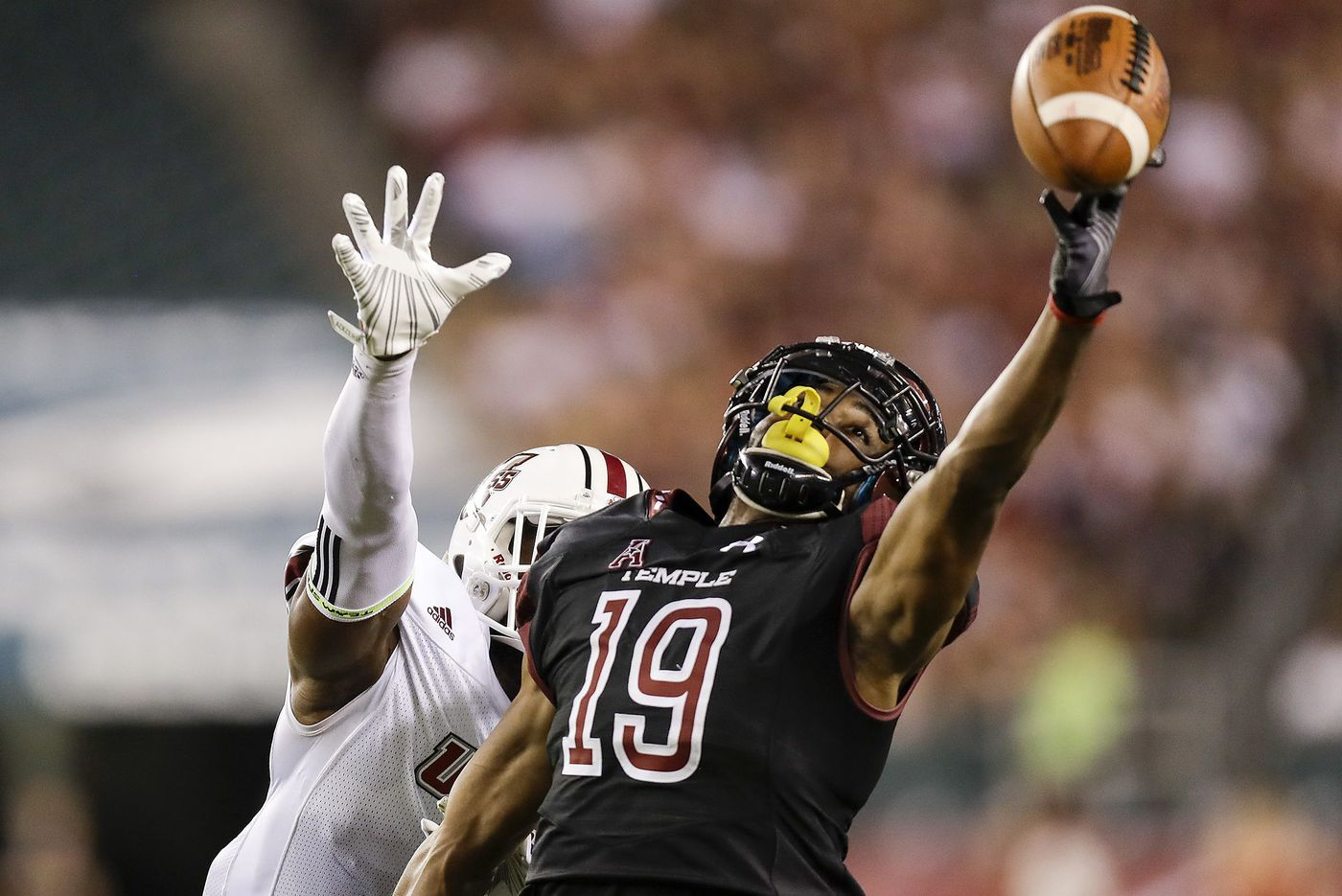 Temple receiver Ventell Bryant ready to make the most of second chance
