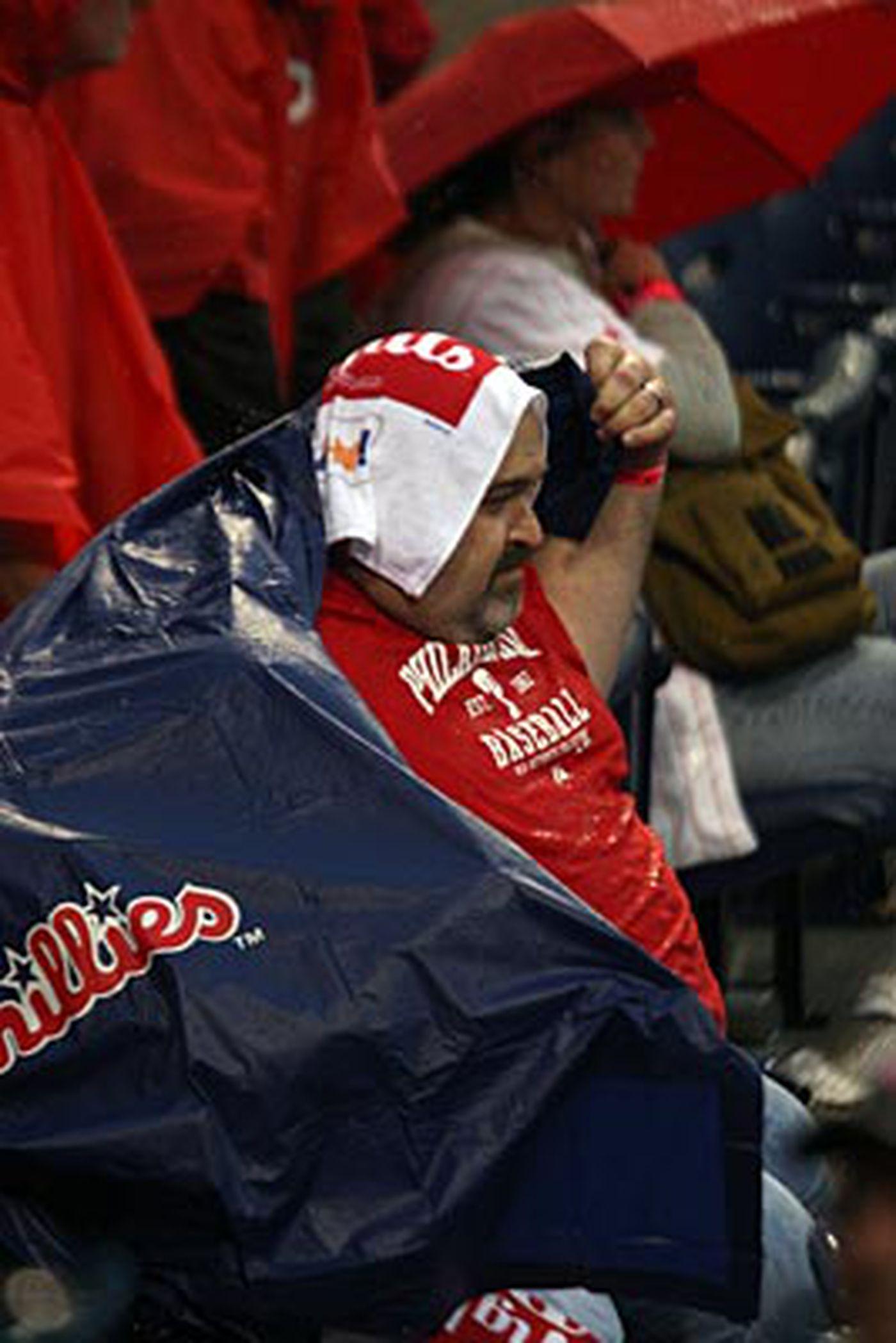 Phillies 4, Reds 0 - Game 1 NLDS
