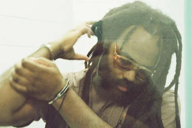 Mumia Abu-Jamal: Out of the hospital.