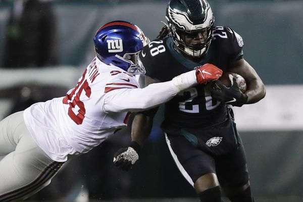 Jordan Howard is finally returning, so the Eagles are releasing Jay Ajayi. Could they add a wide receiver?