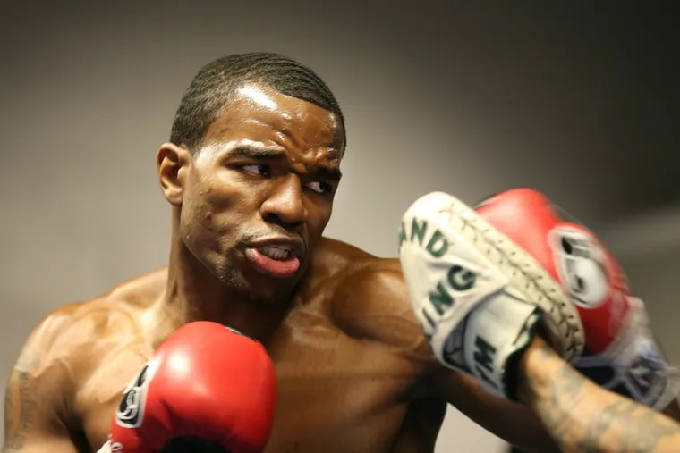 Jesse Hart will fight Dashon Johnson at Philly's 2300 Arena on Friday..