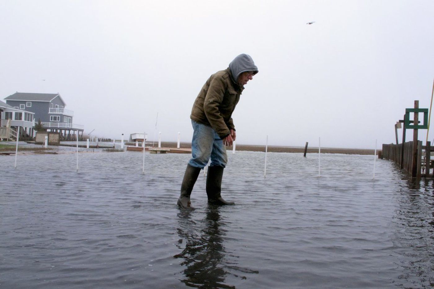 Scientists: 21 N.J. towns to face chronic flooding by 2035