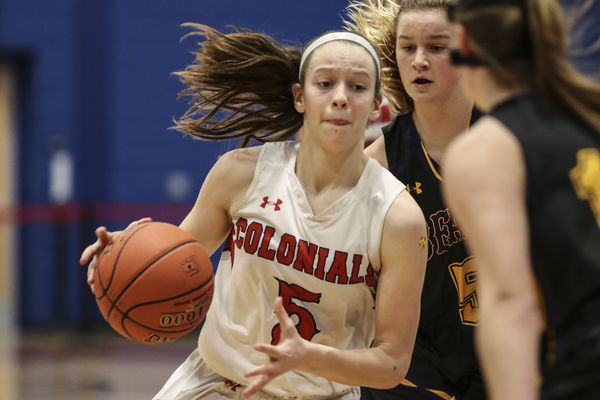 Plymouth Whitemarsh girls clinch share of conference title