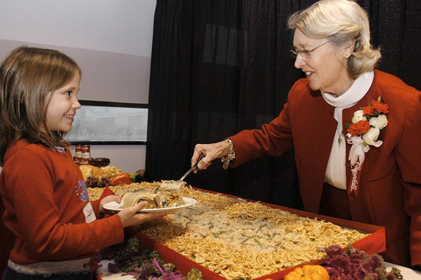 Dorcas Reilly, whose iconic green bean casserole dish graces millions of Thanksgiving tables each year, dies at 92
