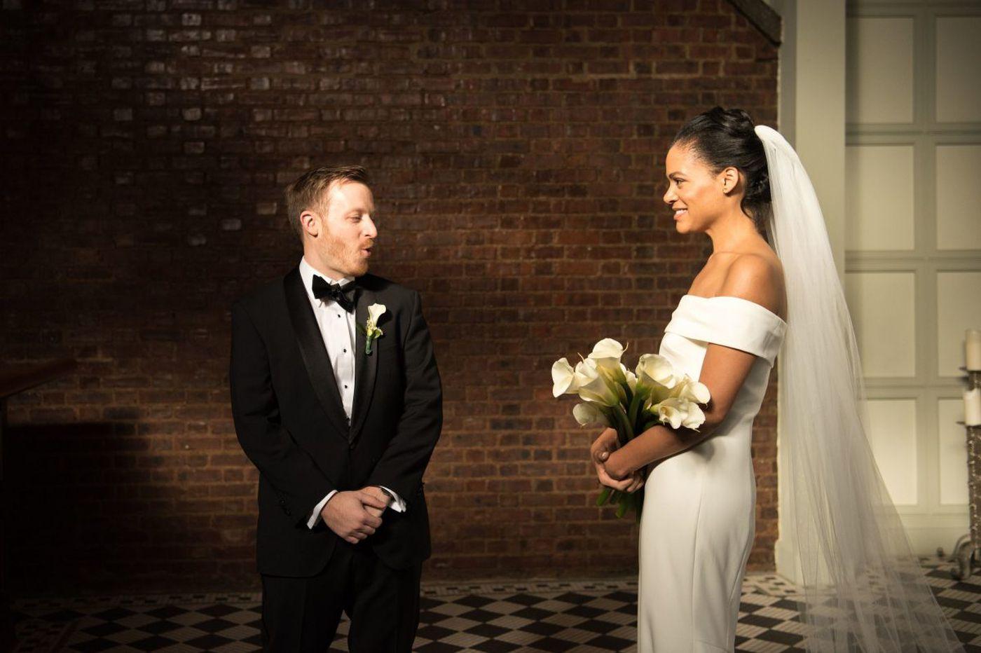 Philadelphia weddings: Maya Lillienne Mitchell and Frederick Willard Kunda
