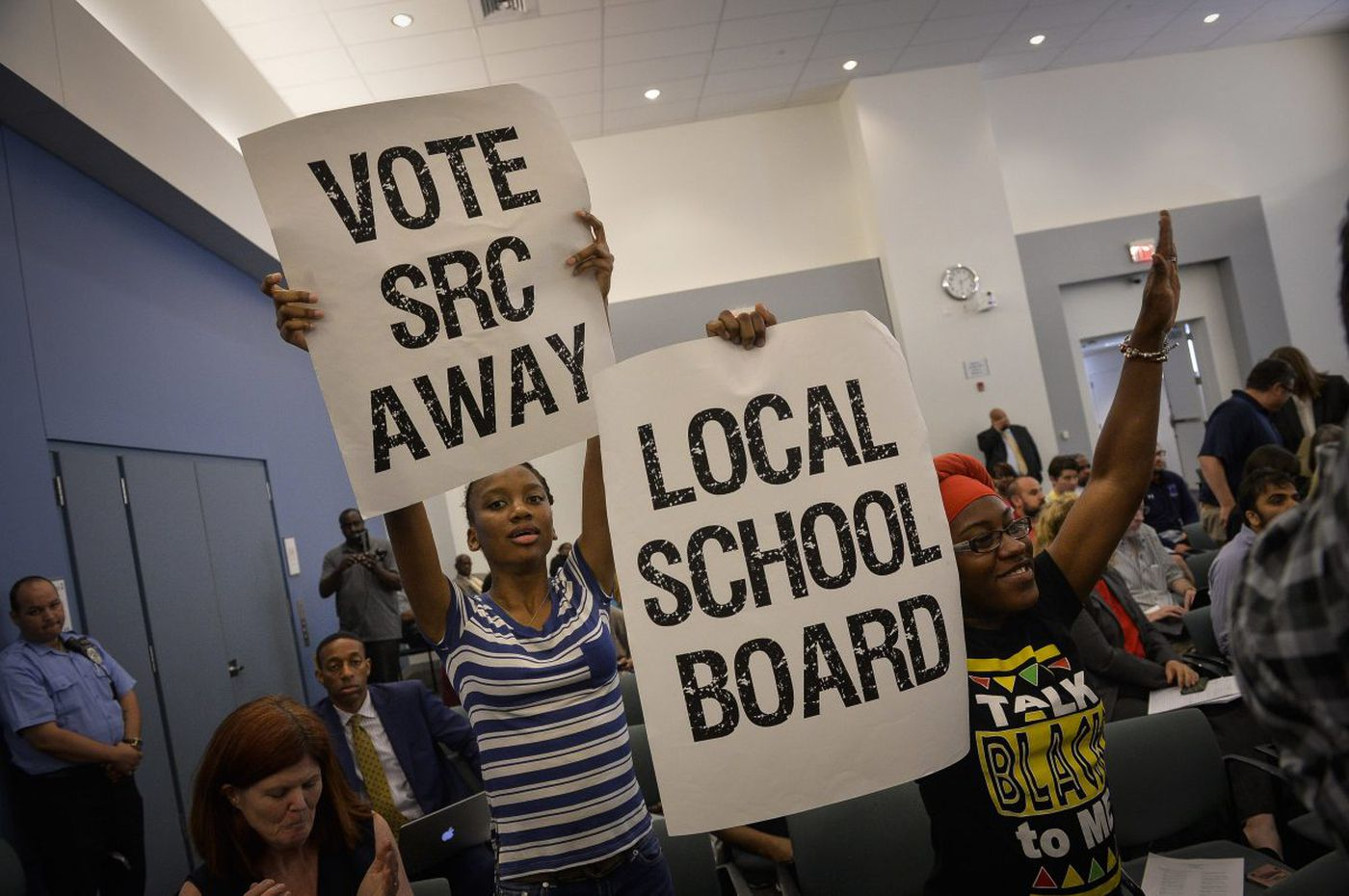 School Reform Commission votes to disband