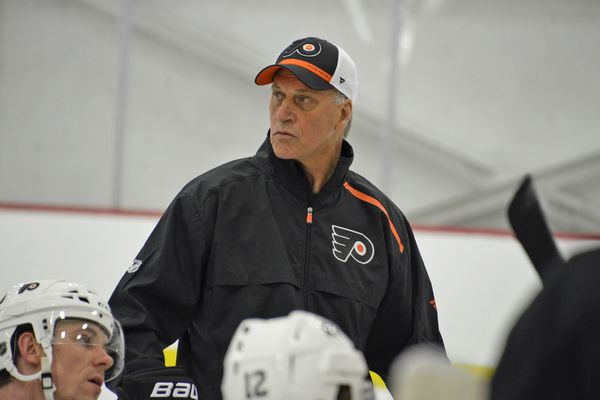 Flyers need new assistant coach Rick Wilson to get Ivan Provorov, 'Ghost' back on track | Sam Carchidi
