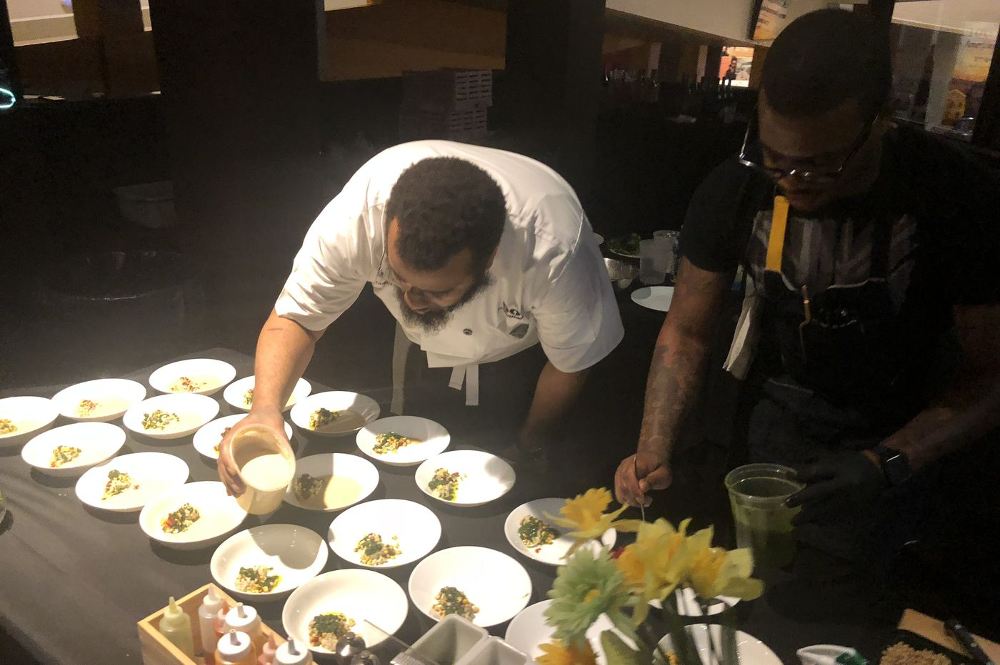 Cool pop-up alert: New dinner series features 13 African American chefs