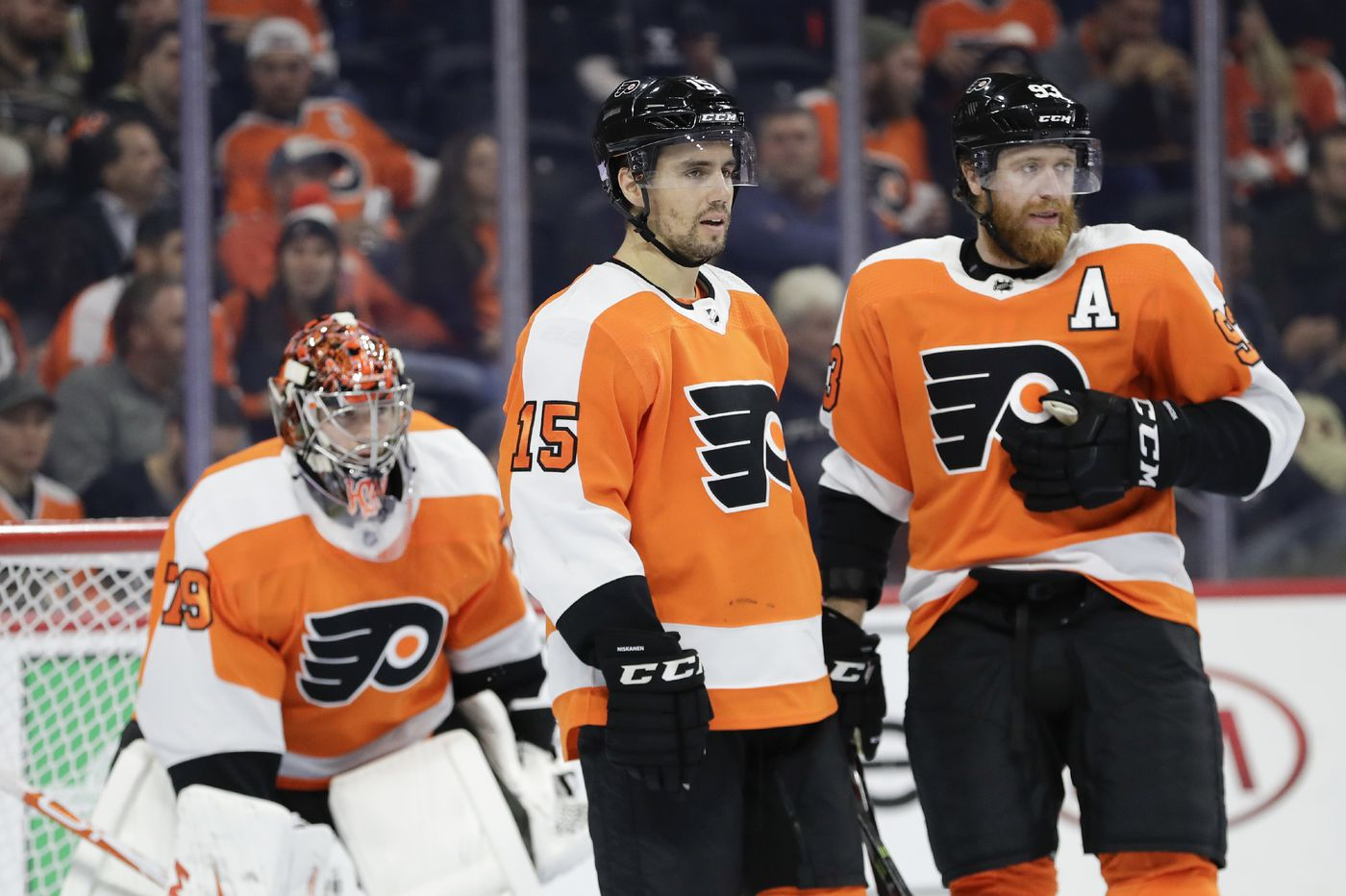 Flyers should not chase top seed in NHL round-robin games | Marcus Hayes