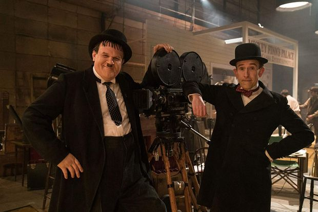 'Stan & Ollie': John C. Reilly and Steve Coogan take on one of the world's greatest comedy duos | Movie review