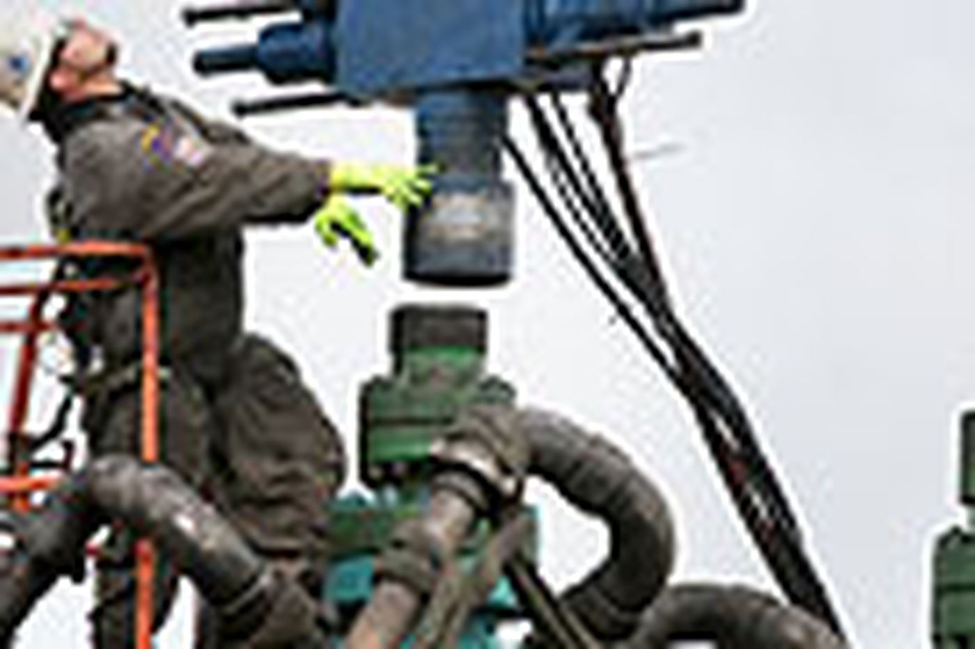 Industry study touts large economic impact of shale-gas drilling