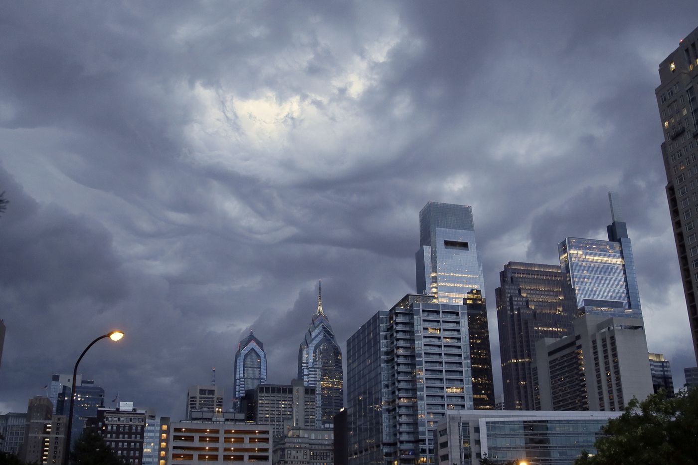 Potent front brings tornado warnings and nearly hurricane-force gusts to Philly area