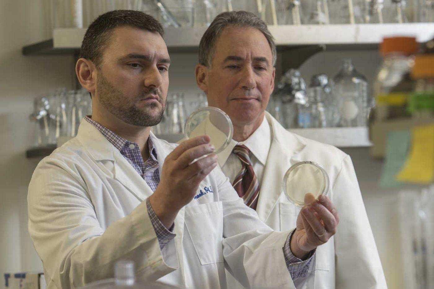 Philadelphia researcher pushes toward a vaccine to treat colon cancer