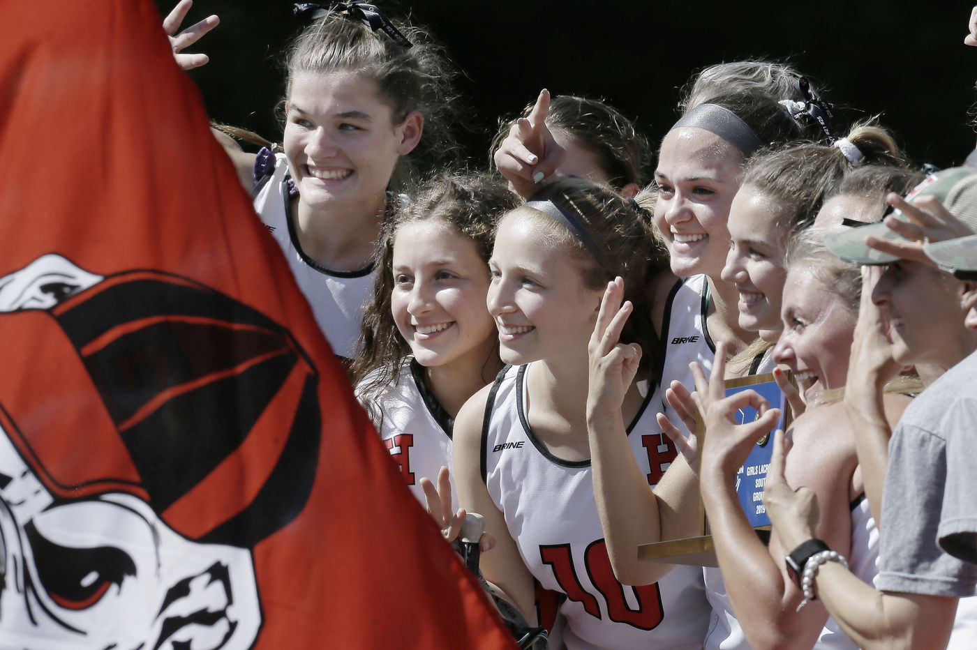 Friday's South Jersey roundup: Haddonfield girls' lacrosse downs Camden Catholic for third straight South Group 2 sectional title