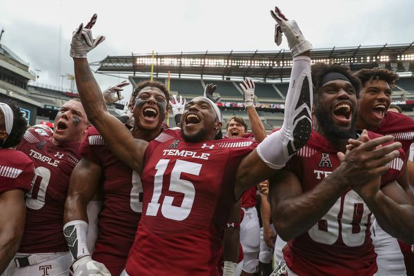 Have you noticed Temple football is pretty good? | Mike Jensen