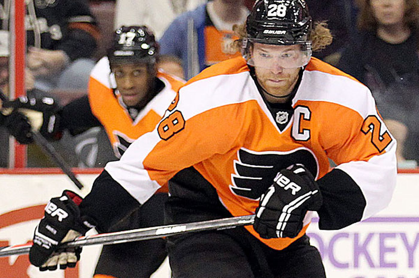 Flyers' Giroux: 'We will make the playoffs'