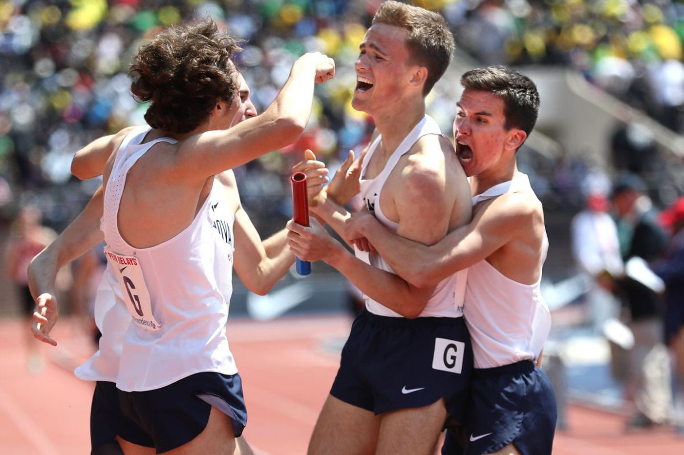 Villanova concludes a banner Penn Relays with five championships