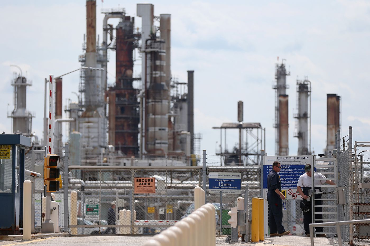 The company buying the bankrupt Philly refinery will get a cheaper price