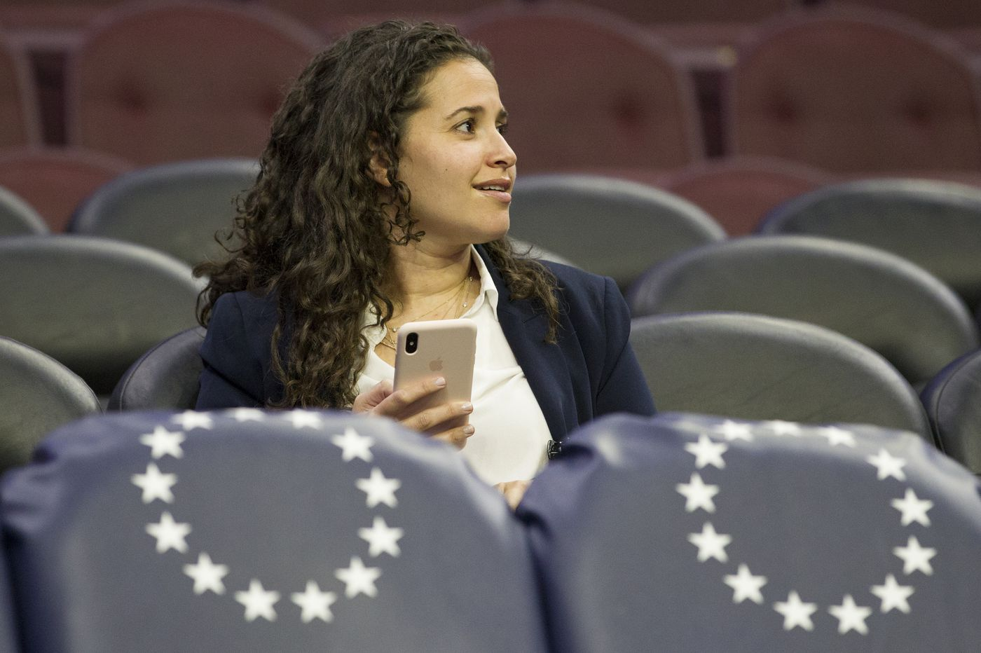 The 76ers display their leadership diversity and focus on branding by naming women to head marketing and revenue