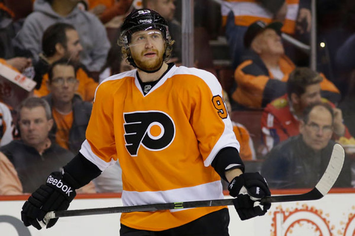 Inside the Flyers: Voracek counting his blessings this holiday season