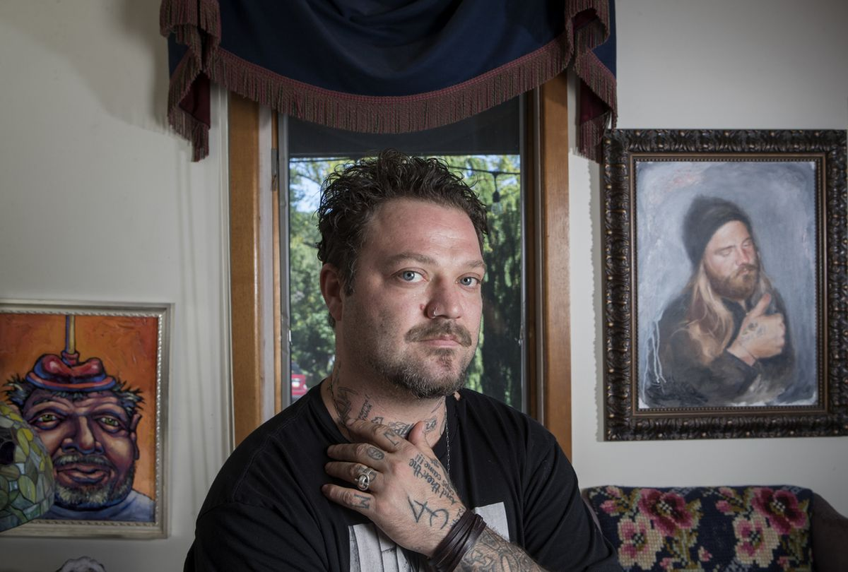 Bam Margera tells Dr  Phil he had a 'mental breakdown' that