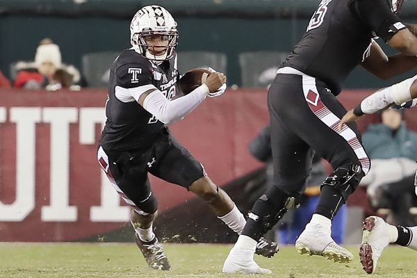 After a sluggish first half, Temple routs UConn in regular season finale