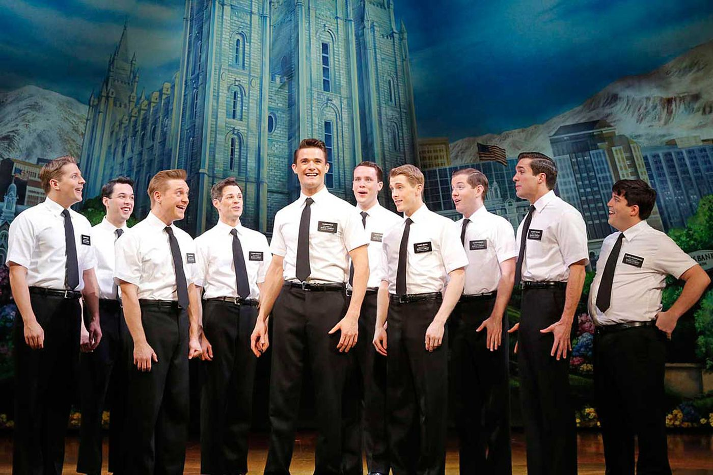Review: 'Book of Mormon' just as good, R-rated the second time around