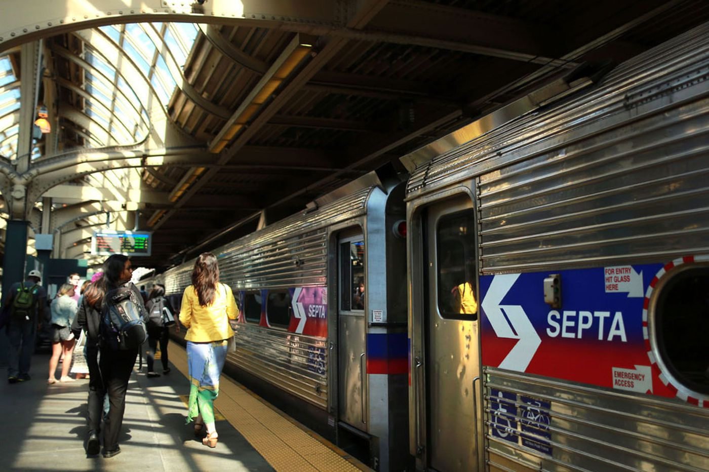 How I turned my stressful SEPTA commute into meditation time | Perspective