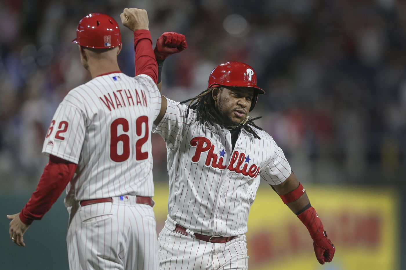 Phillies' Maikel Franco making a play to stay | Extra Innings