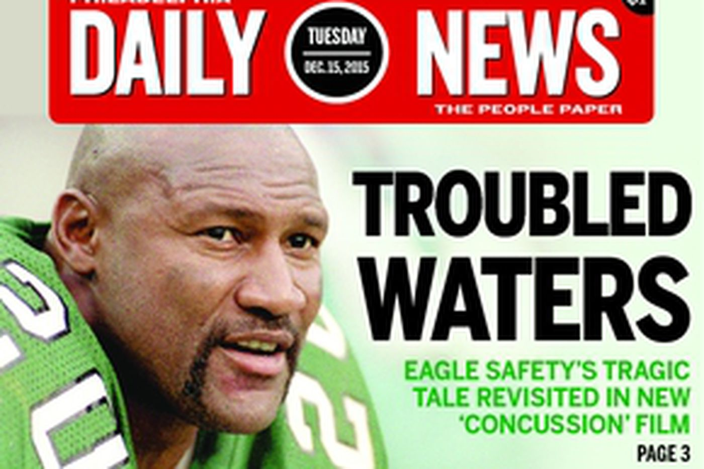 Dailynews Monthly Covers 12/15/15