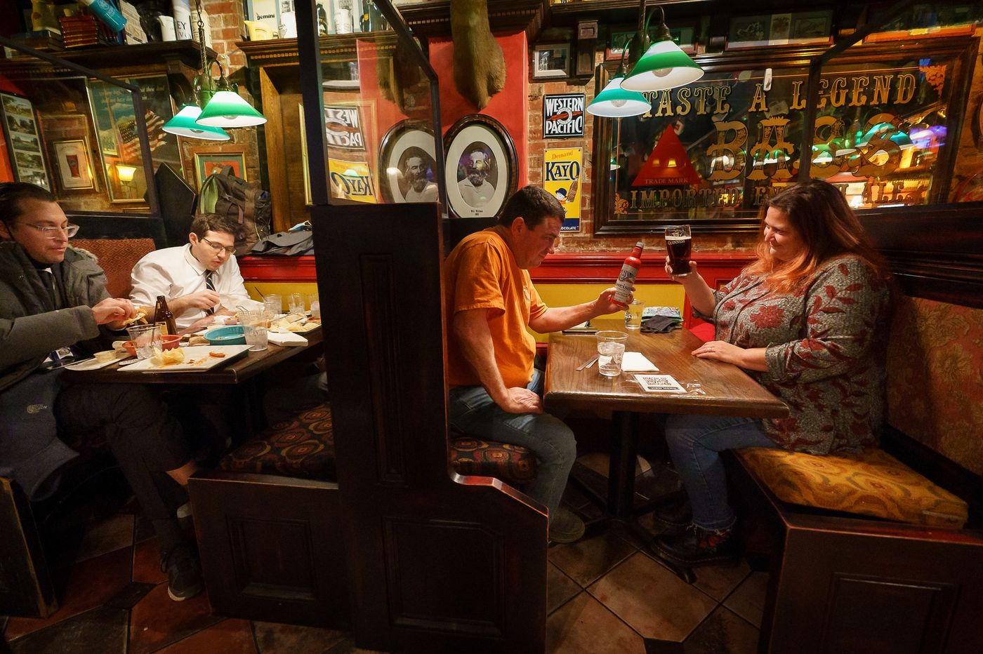 Judge rules against emergency request to lift indoor-dining ban in Philly