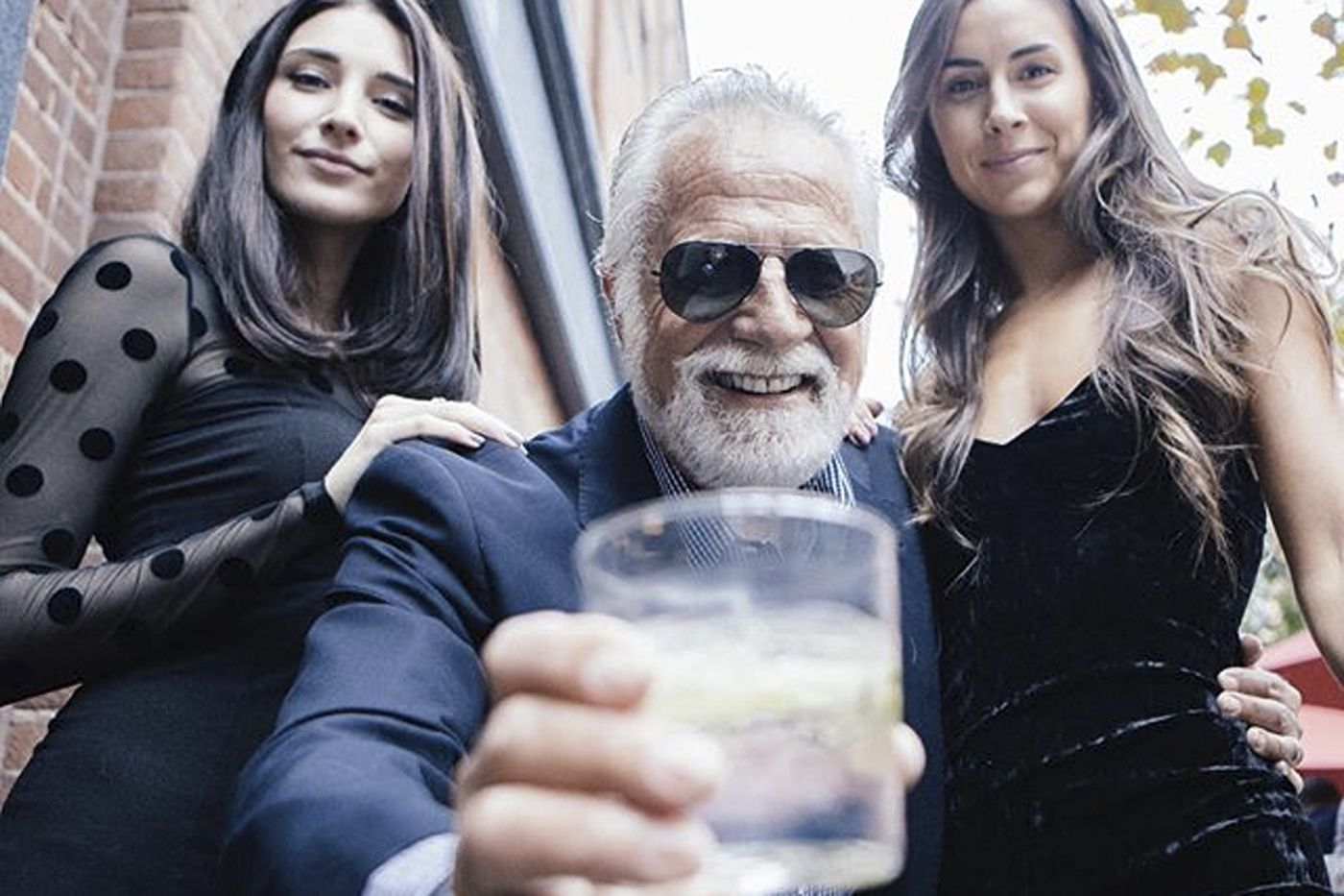 'Most Interesting Man in the World' to sign tequila bottles in Media