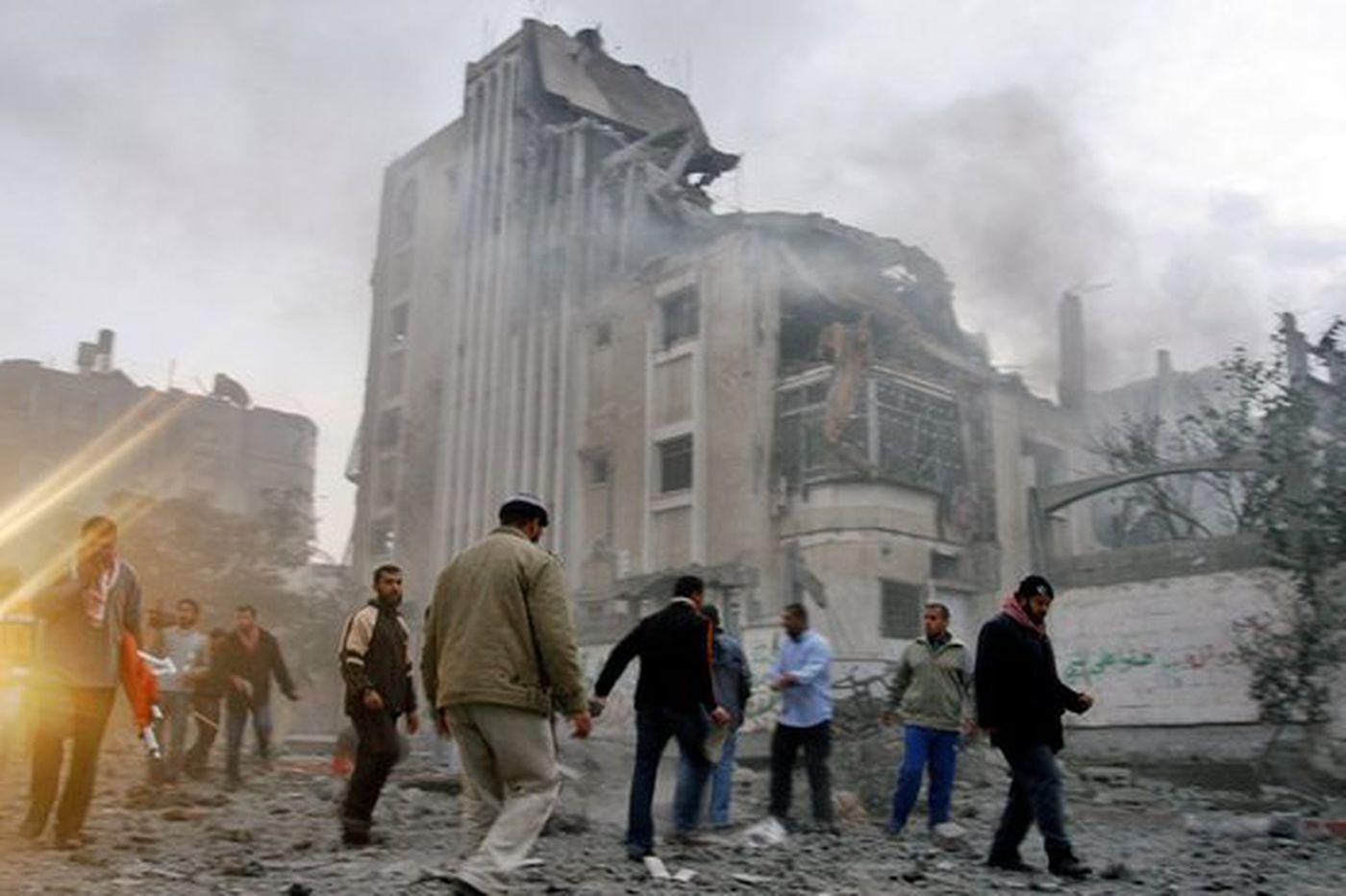 Editorial: Mideast Violence